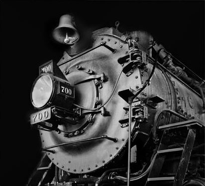 SP&S 700 smokebox by David Roy